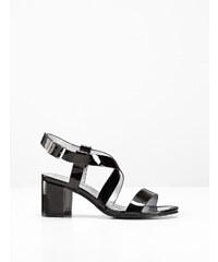Culoare negru Sandale femei  1b731940504