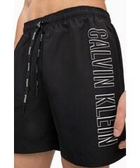 Pánské Plavky Calvin Klein Medium Drawstring Logo Černé 42d1a10725