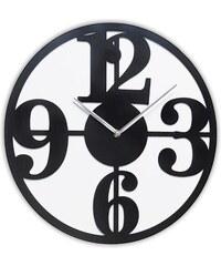 c0f988ff1 3D Nalepovací nástěnné hodiny - 12S015-S - Glami.cz