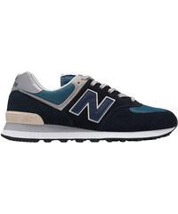 Modro-sivé pánske tenisky New Balance - Glami.sk 96c08a380fd