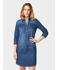 feef6299214b Tom Tailor dámské džínové šaty 1008770 10282