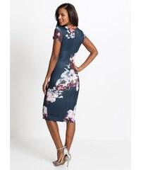 1ea99a673783 bonprix Šaty s květinovým vzorem