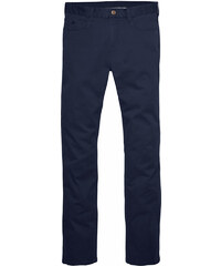 2e6478e667a Tommy Hilfiger pánské tmavě modré kalhoty Denton