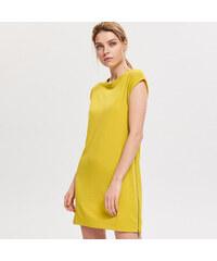 Reserved - Úpletové šaty - Zelená 824a70b1b3