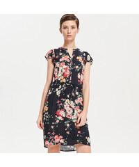 Reserved - Kvetované šaty - Viacfarebn dc71f169f96