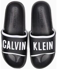 d7ef4ec0e3 Calvin Klein čierne šľapky Slide Intense Power
