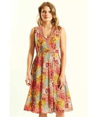 831556332749 Nomads CHAMBRAY dámské letní tunikové šaty z tkané bavlny - Glami.cz