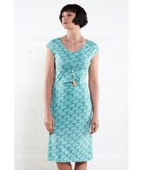 b908ee8932d9 Nomads CHAMBRAY dámské letní tunikové šaty z tkané bavlny - Glami.cz