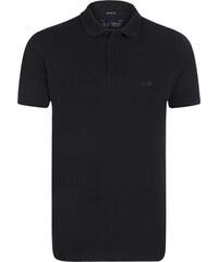 d4cede1a97fe Černá elegantní polokošile od Armani Jeans