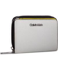 Kis női pénztárca CALVIN KLEIN - Avant Medium Zip Wflap K60K605097 107 477e586550