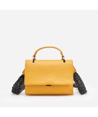 Reserved - Hořčicově žlutá kabelka - Žlutá 5a4b48f14f6
