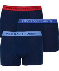 7ccb95fb87 3PACK pánské boxerky Ralph Lauren tmavě modré (714662050007)