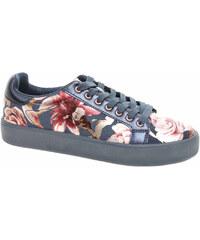 db84e1e67d6e Dámská obuv Tamaris 1-23774-22 navy flower 1-1-23774-