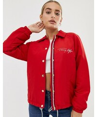 Tommy Hilfiger Amber golf jacket - Red 0934b8131d