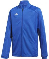 Detská bunda adidas Performance CON18 TR JKT Y (Modrá   Tmavo modrá   Biela) 0343e63b055