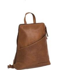 The Chesterfield Brand Dámský kožený batoh do města Claire C58.023531 koňak 268301e7db