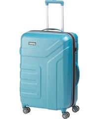 Bőrönd TRAVELITE Vector M türkiz 4 kerekű bővíthető közepes e5a77298ae