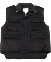 Tommy Hilfiger pánská černá vesta Basic - Glami.sk e7db6027ebf