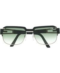 Cazal square framed sunglasses - Black b1723d5fc0a