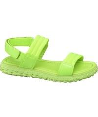 Zelené Dámske topánky z obchodu Deichmann.sk  53ea7f4400b