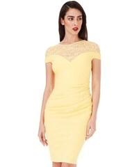 dfe8e4193ba2 City Goddess Puzdrové šaty Coctail
