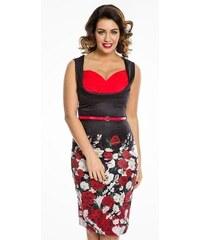 LindyBop Puzdrové šaty Vanessa b65b049ebe3