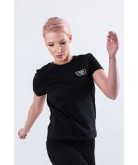 Dámske tričko VANS FULL PATCH CREW BLK BLACK 099de72da4f