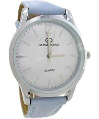Dámské hodinky Giorgio Dario Monny světle modré 849D 5cde68bc19