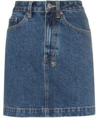 666dd6a79b4 Ksubi super X denim mini skirt - Blue