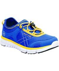 Dětské boty Regatta PLATIPUS II JNR modrá žlutá 5ae26dbe75