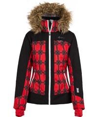 Dámská zimní lyžařská bunda KILPI DARJA-W červená (kolekce 2018) e3e48ae9c24