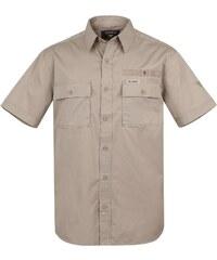 Pánská košile BUSHMAN GRANGE béžová 1fdb61883b