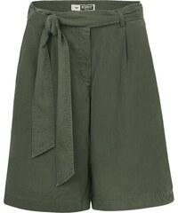 Dámská kalhotová sukně BUSHMAN ETOTULGA tmavě zelená 2f7ac95452