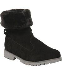 42a0a3950230 Dámské zimní boty ALPINE PRO DARLEEN LBTK145 ČERNÁ - Glami.cz