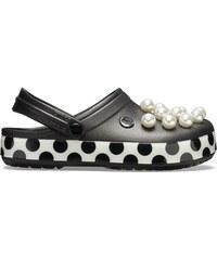 b333a1c3ac2 Dámské boty Crocs CROCBAND TIMELESS Clog černá