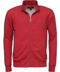 Pánská mikina BUSHMAN RIVERDALE červená 9a91f166c4