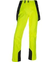 50f5f51e1ab9 Dámske lyžiarske nohavice Kilpi RHEA-W žltá (nadmerná veľkosť) 48