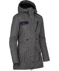 Dámsky zimný kabát Kilpi BRASIL-W tmavo šedá (kolekcia 2019) 36 9fa5876fa65