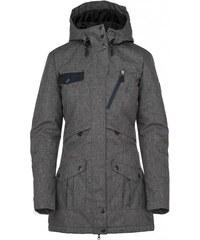 Dámsky zimný kabát Kilpi BRASIL-W tmavo šedá (kolekcia 2019) 48 1069b7bbd3a