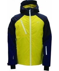 24ec82043be5 2117 of Sweden Pánska lyžiarska bunda 2117 GRYTNÄS žltá L