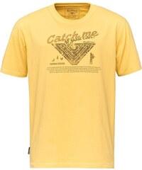 f0041752a594 Pánske tričko BUSHMAN WING žltá M