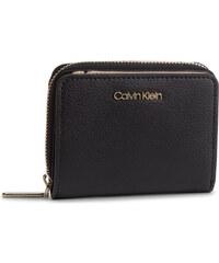 Kis női pénztárca CALVIN KLEIN - Avant Medium Zip Wflap K60K605097 001 5092b59c9f