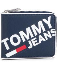 Nagy férfi pénztárca TOMMY JEANS - Tjm Modern Prep Sm Za AM0AM04524 901 f04d8b1904