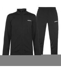 adidas Basics Polyester Tracksuit pánske 061b0230da