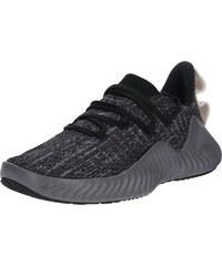 ADIDAS PERFORMANCE Sportovní boty  AlphaBOUNCE TRAINER  tmavě šedá   černá 2311eb15125