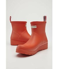 Dámske gumáky HUNTER ORIGINAL PLAY BOOT SHORT LIGHT HOUSE c7500be961