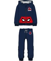 3def0ec970458 Disney by Arnetta Chlapčenská tepláková súprava Spiderman - modrá