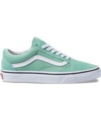 Vans Old Skool Neptune Green True White 22481e7b0e