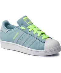 eb9d142b0b640 Topánky adidas - Superstar J F34162 Ashgre/Ashgre/Hireye