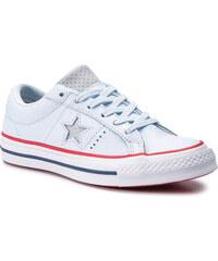 Teniszcipő CONVERSE - One Star Ox 160626C Blue Tint Gym Red White f2d40fa5f1